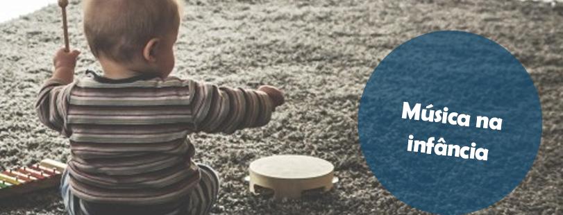 musica na infancia
